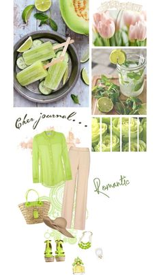 """""""Lime"""" by lovelypao ❤ liked on Polyvore"""