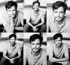 Mathew Gray Gubler. Can we just like date?