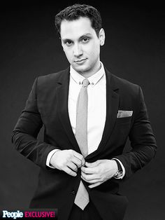Say 'TV!' See Who's Having Fun at the TCAs | MATT MCGORRY | Orange is the New Black's McGorry escapes from Litchfield Penitentiary long enough to plug his upcoming gig alongside Davis on How to Get Away with Murder.