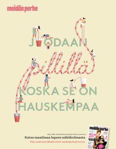 Uudistunut Meidän Perhe / Sanoma Media Finland