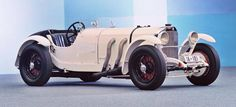 Si tienes un Mercedes deportivo de los años 20, aún puedes comprar repuestos…