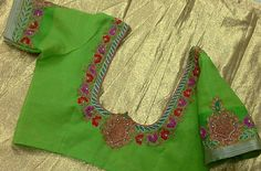 Kota blouse with maggam work 91 9866583602 whatsapp no 7702919644