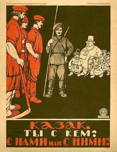 Posters from the Russian Revolution & Civil War Retro Ads, Retro Posters, Political Posters, Socialist Realism, Russian Revolution, Soviet Art, Red Army, Poster Making, Illustration