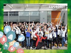 """EXPOHOBBY """"Fiestas y Decoración""""!! Vení, y encontrá todo lo que buscas!! #Expohobby #Fiestas #Decoración #Veni #EncontraLoQueBuscas #Buses #Talleres #VentaDeInsumos #MesasExpositoras #LosMejoresProfesionales #LasMejoresMarcas #Ambientaciones #Shows #CabinaSelfie #Sorteos #GrandesPremios #Hoy #TengoGanasDe #IrAExpohobby"""