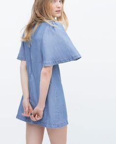 LOOSE CUT DRESS - View all - Dresses - WOMAN | ZARA United States