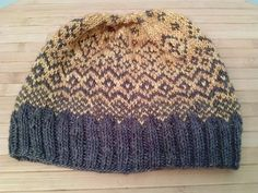 Ravelry: Project Gallery for Carry On Hat pattern by Cheryl Chow