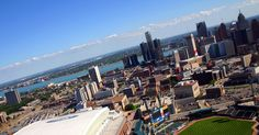 Downtown Detroit Interactive Map - Info for 2015 ELCA National Youth Gathering