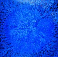 Tomie Ohtake, pintura sem título, 2002