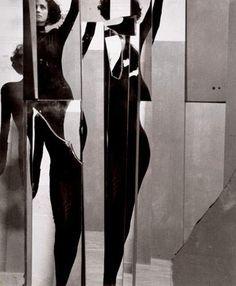 David SEIDNER (1957-1999)  Betty Lago. Azzedine Alaïa, 1986