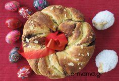 Συνταγές Archives - Page 7 of 10 - e-mama. Greek Desserts, Greek Cooking, Recipies, Cheesecake, Food And Drink, Easter, Bread, Cookies, Sweet Dreams