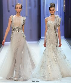 Basil Soda Haute Couture collection Spring Summer 2010