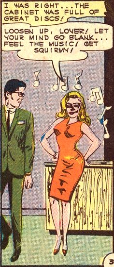 Things Nobody Ever Said, Like, EVER #653 (From 'Teen-Age Love' #44)