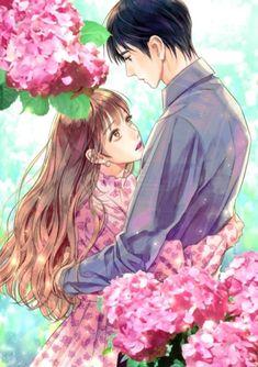 Manga Couple, Anime Love Couple, Couple Art, Cute Anime Couples, Anime Love Story, Manga Love, Pop Art Girl, Boy Art, Manhwa