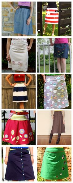 vote for your favorite - hopefully is the applique skirt :)