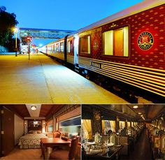 Maharajas' Express: An Incredibly Luxury Train in Indian