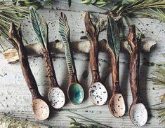 Lisovaceramics - spoons