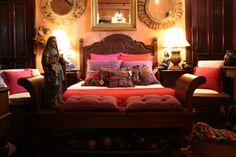 Beautiful guatemalan handcraft  room decoration.