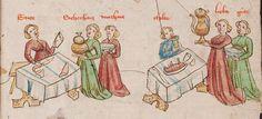 Wolfenbüttel, Herzog August Bibliothek,  Thomasin <Circlaere>   Welscher Gast (W) — Süddeutschland, 3. Viertel des 15. Jhs. Cod. Guelf. 37.19 Aug. 2° Folio 106r