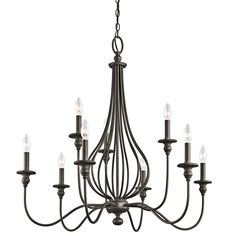 Kichler Lighting Kensington 9-light Chandelier