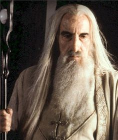 Saruman is the most powerful of the group of wizards in Middle Earth named the Istari. He betrayed them for his own selfish ends and became a servant to the Dark Lord, Sauron. Fellowship Of The Ring, Lord Of The Rings, Christopher Lee, Minas Tirith, Jackson, British People, British Actors, Between Two Worlds, Wise Women