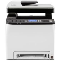 Ricoh SP C250SF Laser Multifunction Printer - Color - Plain Paper Pri #407523