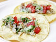 Slow Cooker Green Chili Pork Tacos   Tasty Kitchen: A Happy Recipe Community!