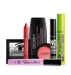 GOSH kup produkty do makijażu tej marki za min. 60 zł, a No Limit Lash tusz do rzęs kupisz za 9,99 zł, 12 ml