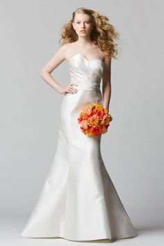 Wtoo Avenza Gown. For more info on this bridal gown visit www.missrubyboutique.com.