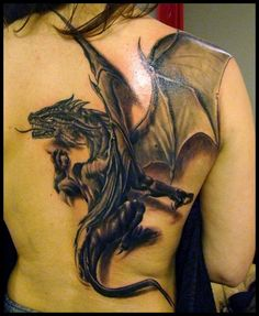 60 Dragon Tattoo Designs For Men and Women
