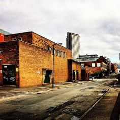 Sheffield's Warehouse Land (photo by @lordcroker on IG) #socialsheffield #sheffield
