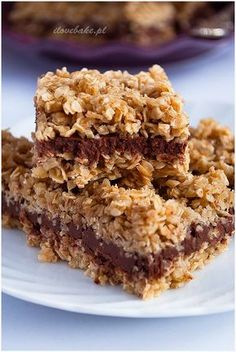 Healthy Cake, Healthy Cookies, Vegan Cake, Healthy Snacks, Healthy Recipes, Cookie Recipes, Dessert Recipes, Granola Bars, Sweet Desserts