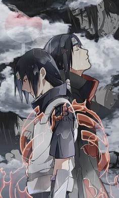 ITACHI ANBU AND AKATSUKI<3 ~Hanyuu