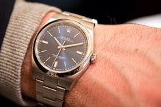 Watch Rolex Oyster Perpetual 39mm