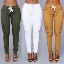 Buy 10 Styles 2017 Women Sport Pants Waist Drawstring Fashion Pocket Pants Plus Size Casual High Waist Long Pants Trousers at Wish - Shopping Made Fun Fashion Pants, Fashion Outfits, Womens Fashion, Style Fashion, Diy Fashion, Classy Fashion, Hipster Fashion, Fashion Edgy, Fashion Vintage
