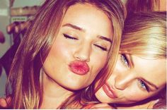 rosie and candice <3