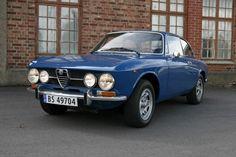 Alfa Romeo 1750 GT Veloce (1967–1971)