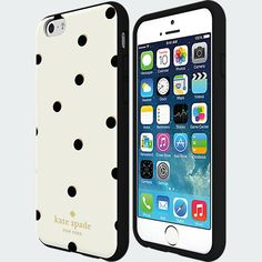 kate spade new york Flexible Hardshell Case for iPhone 6 Plus - Scattered Pavillion | Verizon Wireless - Verizon Wireless