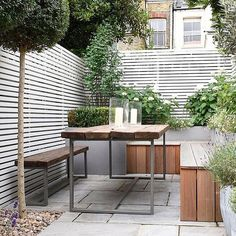 Today on @thelistbyhouseandgarden takeover we are focusing on outdoor spaces from members of our online directory, #TheList. We love this small garden designed by @gardenslondon. Name: Garden Club London (@gardenslondon) Year established: 2012 What services do you provide? Garden Design and Landscape Architecture. How would you describe your style? Elegant and modern, with opulent planting. What is your design motto? Fashions fade, style is eternal and practicality is imperative. Se...
