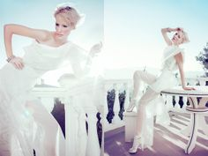 My styling work for Flawless Magazine by Giselle Karounis, via Behance