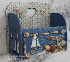 news – Her Telden News Decoupage Box, Decoupage Vintage, Fabric Painting, Painting On Wood, Home Crafts, Diy And Crafts, Deco Marine, Kitchen Cupboard Designs, Altered Cigar Boxes