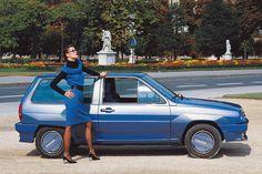 BB Volkswagen Polo Carat (Typ 86C) '1982