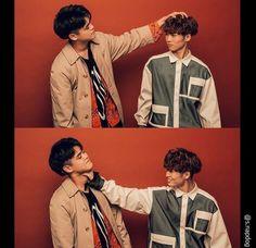 Haon 🐝 and Byungjae 🍓 Rapper, Cool Kidz, Hip Hop, Fandom Kpop, Beautiful Men Faces, Rap Lines, Music Aesthetic, Tumblr Wallpaper, Trap