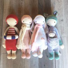 my Lalylala dolls!