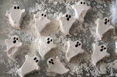Halloween Treats: Homemade Marshmallow Ghosts | Halloween Recipes | Bay Area Bites | KQED Food