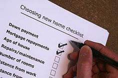 Make Checklist Before Purchasing a New House