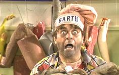 Barth Burgers from You Can't Do That On Television.