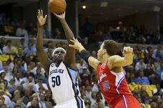 NBA Playoffs 2013, Clippers vs. Grizzlies Game 3: Memphis battles back with 94-82 win - SBNation.com