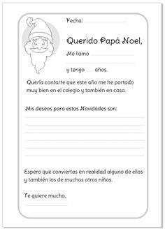 Carta a Papá Noel desde el Blog de Pipo