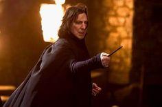 Severus Snape … my hero of Harry Potter