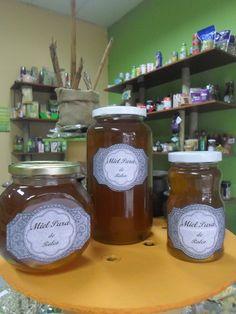 miel pura de la localidad de Ralco